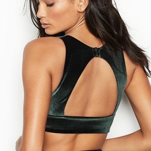 Victoria's Secret High-neck Bra Top